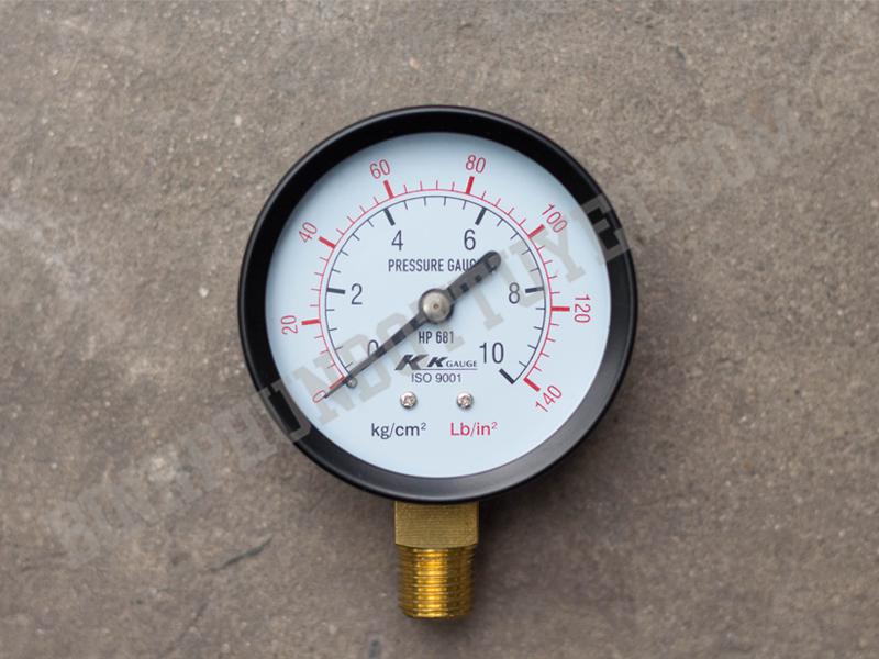 Đồng hồ đo áp suất bình bọt tuyết